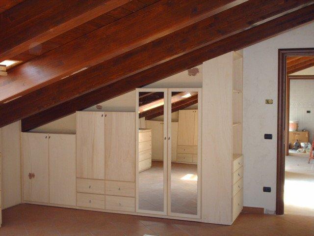 Falegnameria for Arredamento per sottotetto