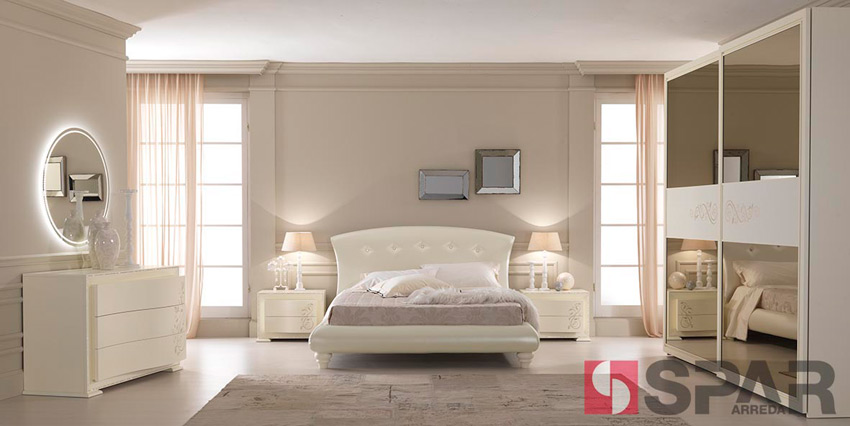 Camera Da Letto Modello Glamour : Gala camera da letto glamour u the city