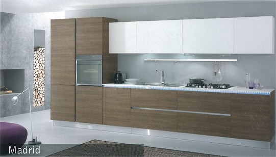 your new kitchen. refined and classy the line diamond spar ...