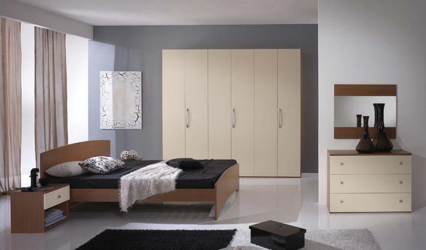 Promozione arredamento strutture ricettive alberghi - Camera da letto in ciliegio ...