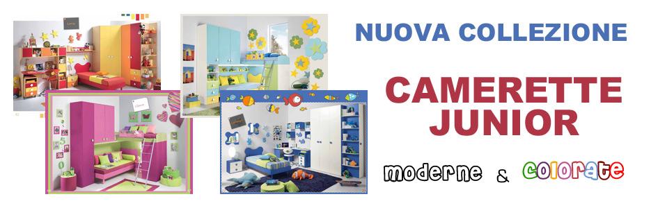 nuove camerette junior 2012